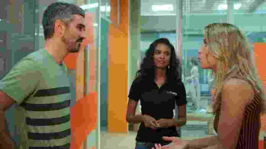 Hoje em Malhação: Martinha teme ter perdido o bebê