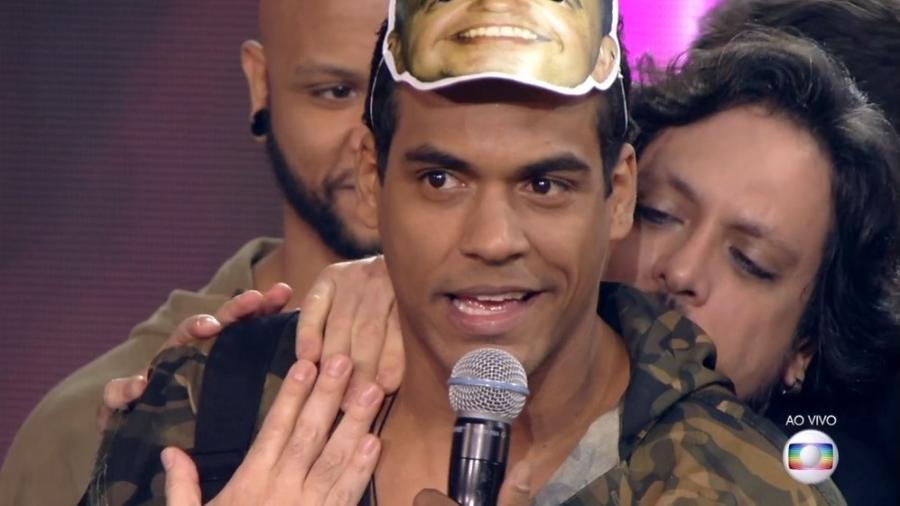 """Marcello Melo Jr. é eliminado no """"Popstar"""" - Reprodução/TV Globo"""
