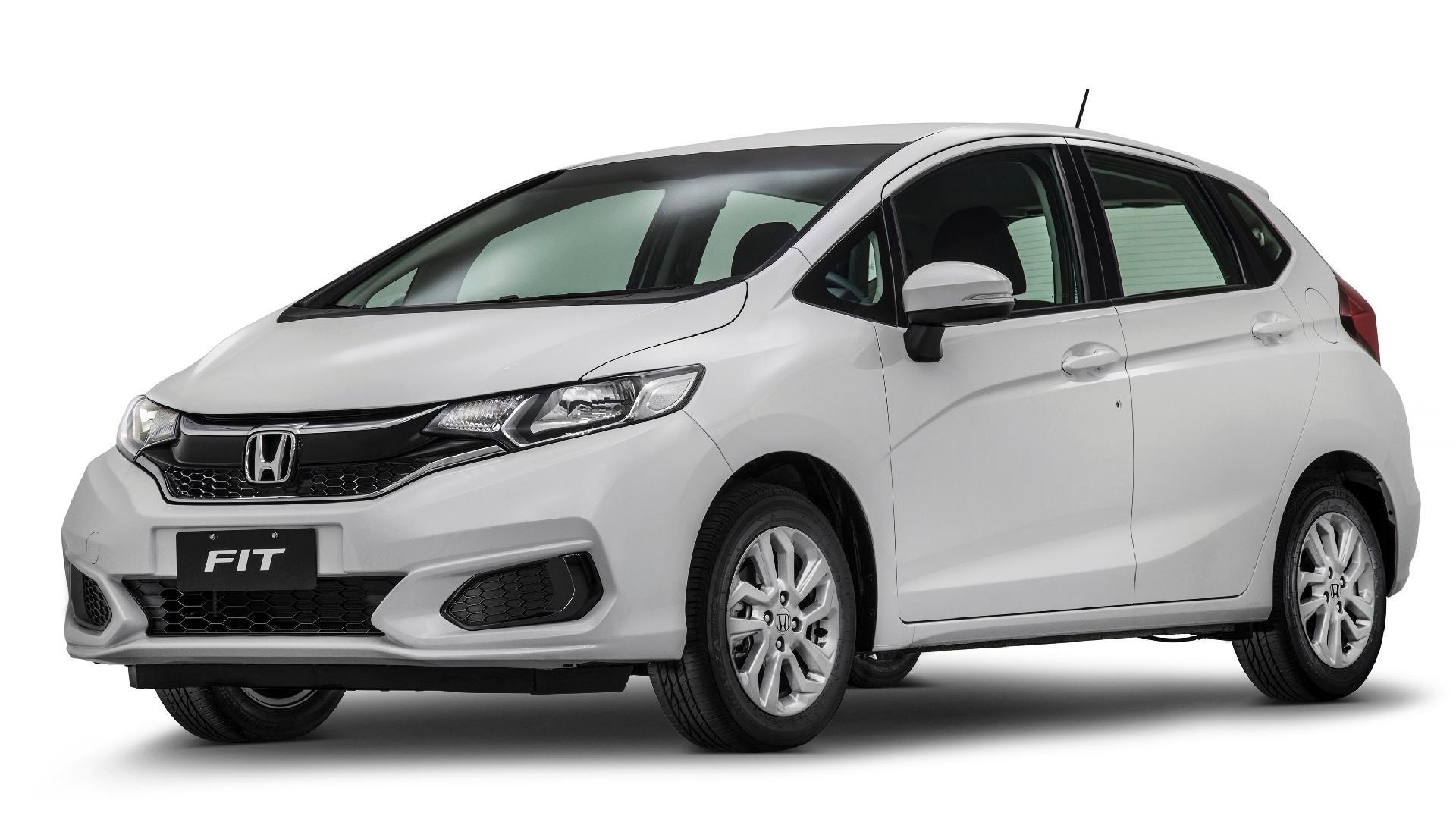 Honda Fit Personal E Versao Pensada Para Pcd Modelo Pode Custar R 52 480 04 10 2017 Uol Carros
