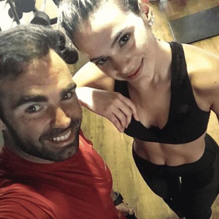 Chico Salgado e Bruna Marquezine - Reprodução/Instagram/chico_salgado