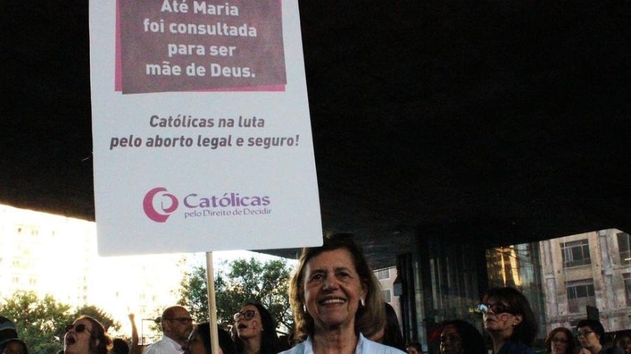 Uma das fundadoras do grupo, Maria José Rosado-Nunes é professora da PUC-SP - CDD
