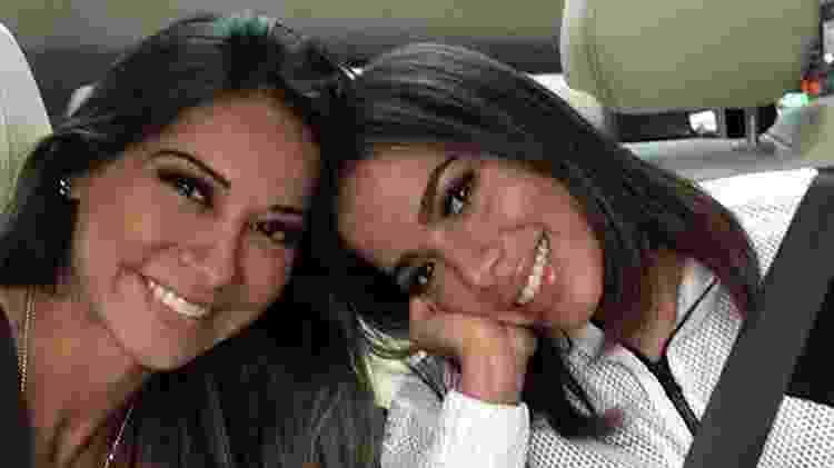 Mayra Cardi e Anitta - Reprodução - Reprodução