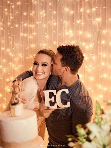 Eduardo Costa termina namoro com bailarina - Reprodução/Instagram/eduardocosta