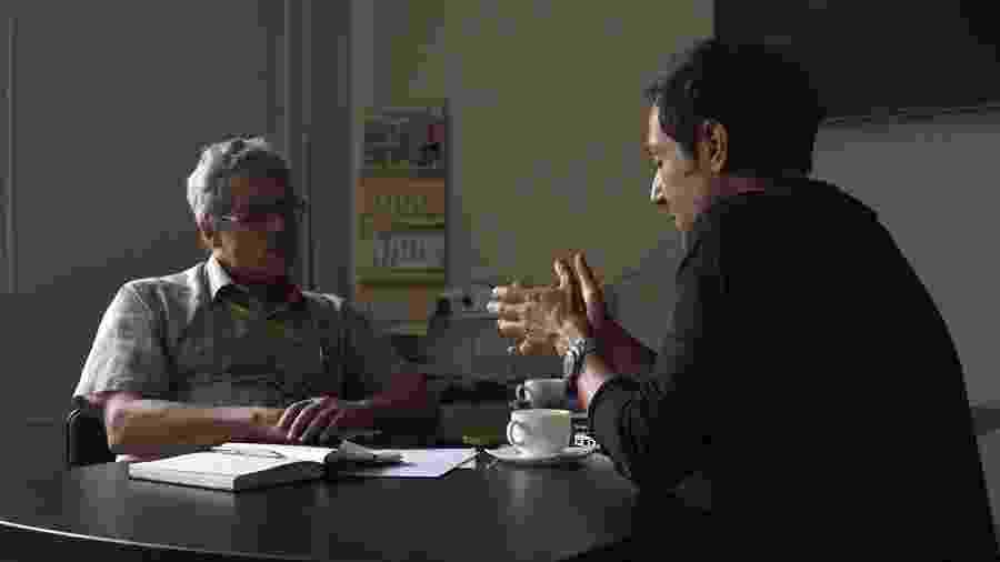 """Cena do documentário """"Ícaro"""" - Reprodução"""