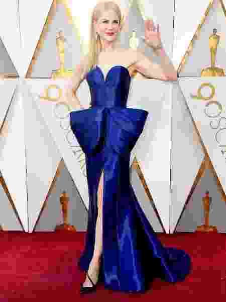 Nicole Kidman no Oscar 2018 - Getty Images