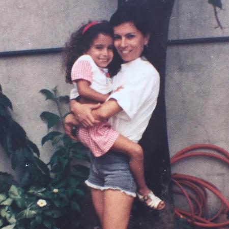 Anitta e mãe Miriam - Reprodução/Instagram