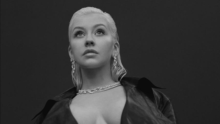 A cantora Christina Aguilera divulga datas de sua nova turnê - Reprodução