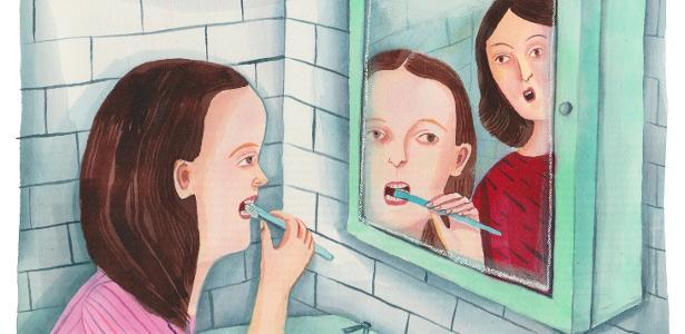 Uma filha faz uma retrospectiva dos traumas de sua infância causados pela mãe, que cuidadosamente escondeu seus problemas de saúde mental