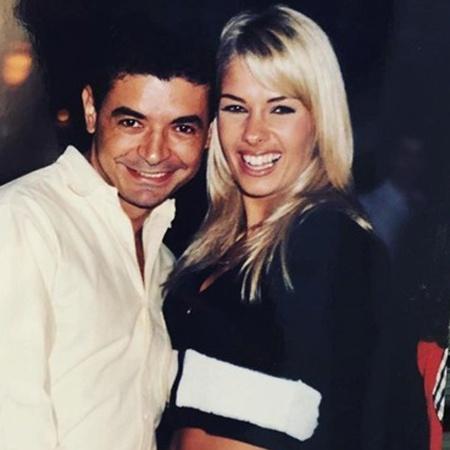 David Brazil e Adriane Galisteu - Reprodução/Instagram