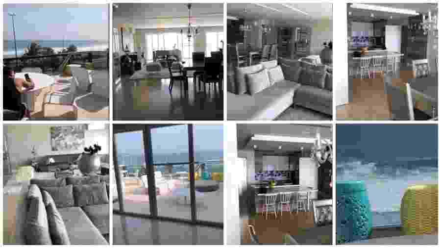 Apartamento de Mayra Cardi e Arthur Aguiar no Rio de Janeiro - Montagem