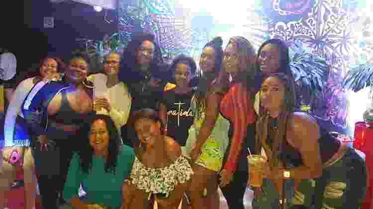 """Jojo Todynho faz festa para filha de Catra: """"Perdi meu pai na idade dela"""""""