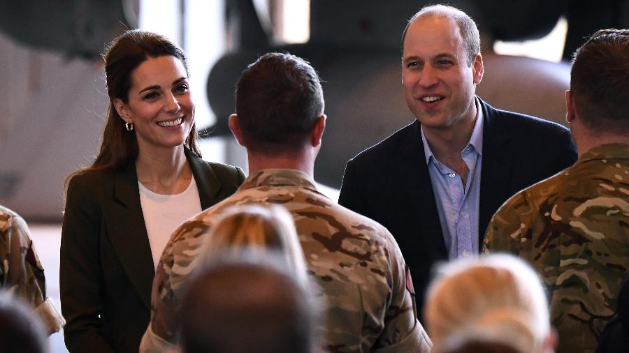 William e Kate - Getty Images