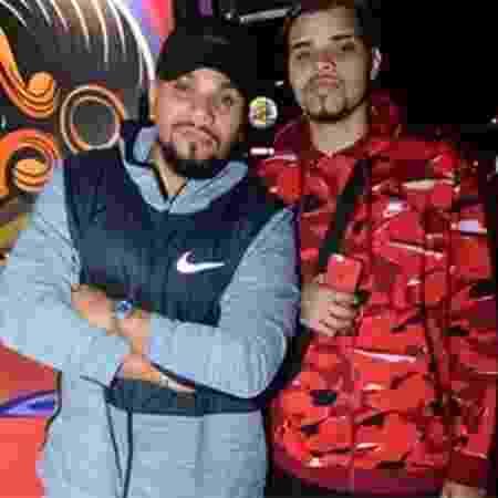Naldo e Pablo: quem é quem? - Reprodução/Instagram - Reprodução/Instagram