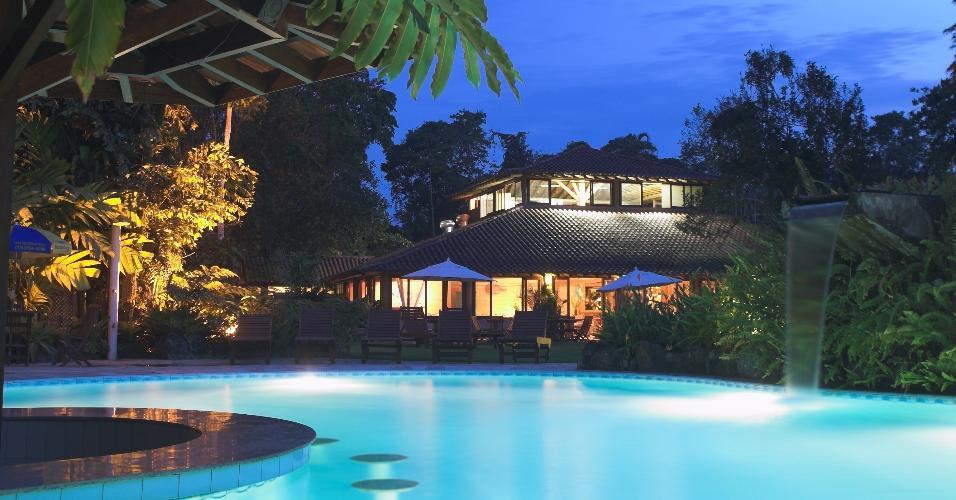 Itamambuca Eco Resort, em Ubatuba