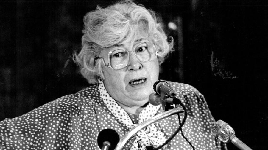 """Madalyn Murray O""""Hair foi sequestrada e assassinada aos 76 anos, junto ao filho mais velho e a neta - Getty Images"""
