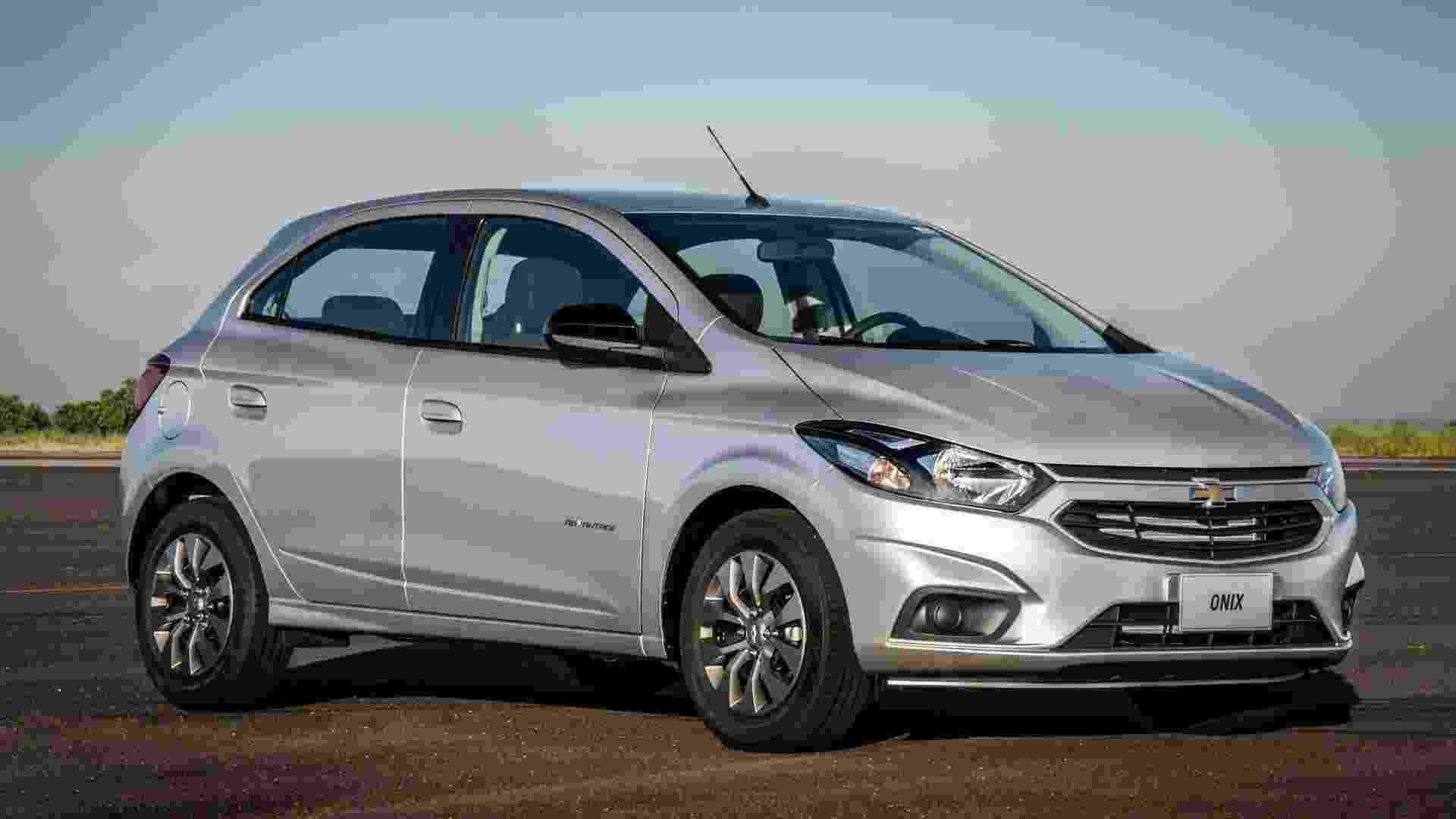 Chevrolet Onix Advantage Automatico - Divulgação