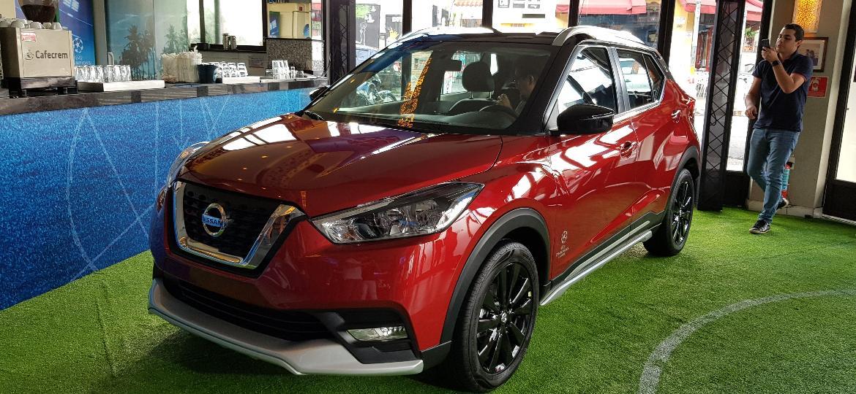 Nissan Kicks UEFA Champions League - Eugênio Augusto Brito/UOL