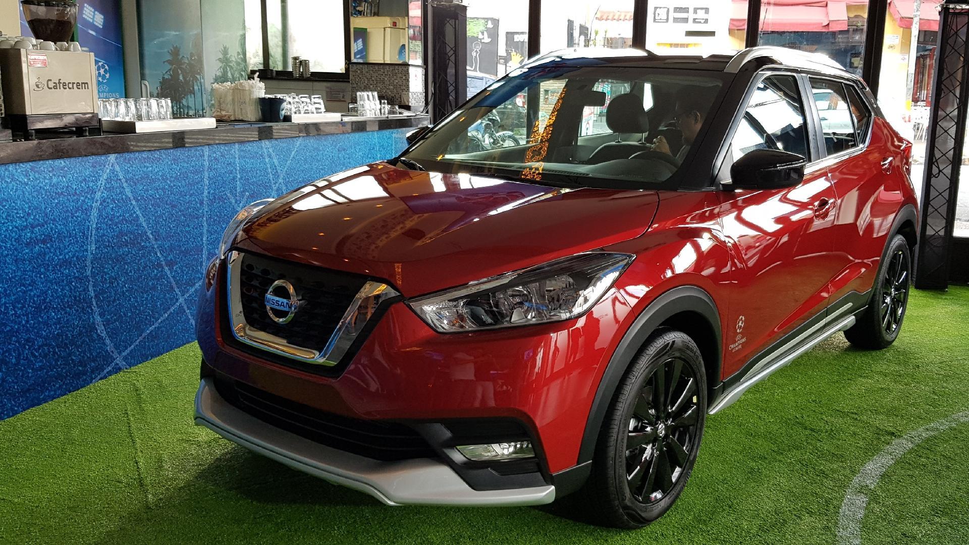 Nissan Kicks Uefa Champions League Foi Lancado Veja Outros Carros Ligados Ao Futebol