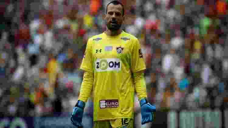 Diego Cavalieri defendendo as cores do Fluminense - Lucas Merçon/Fluminense - Lucas Merçon/Fluminense