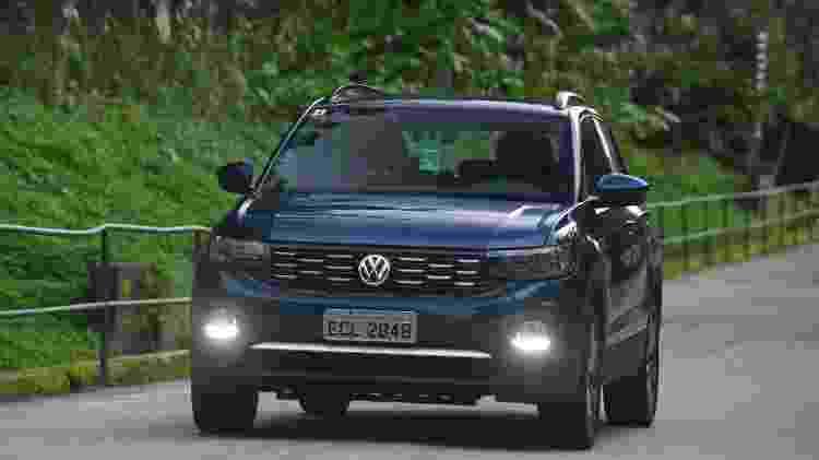 Configuração Comfortline, a segunda mais cara, respondeu por 36% dos novos licenciamentos do SUV - Murilo Góes/UOL