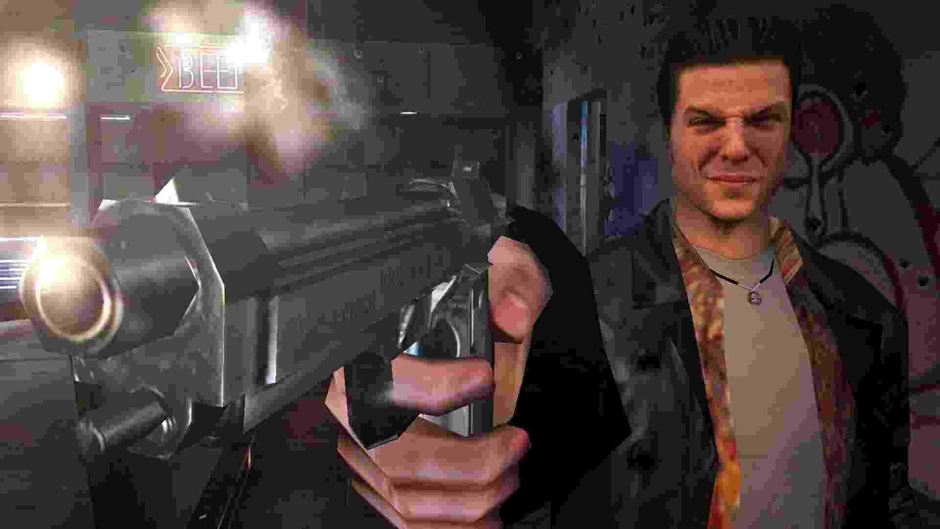 Max Payne - Reprodução
