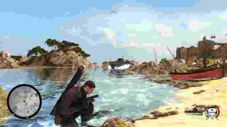 Sniper Elite 4 - Reprodução - Reprodução