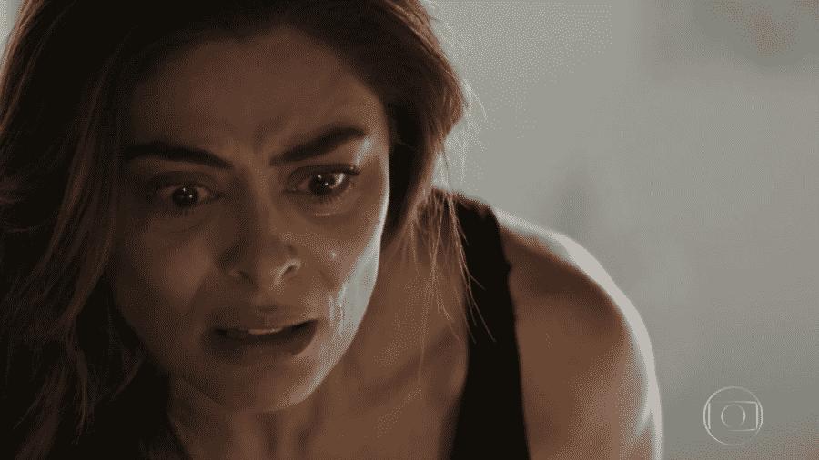 Juliana Paes como Maria da Paz em A Dona do Pedaço - Reprodução