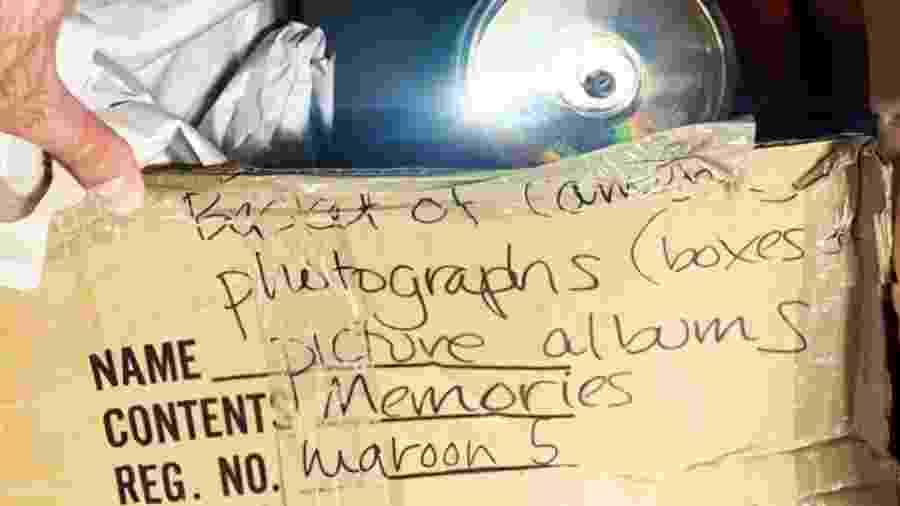 """Uma """"caixa de memórias"""" é a ilustração oficial da música lançada pelo grupo nesta sexta-feira - Reprodução/YouTube"""