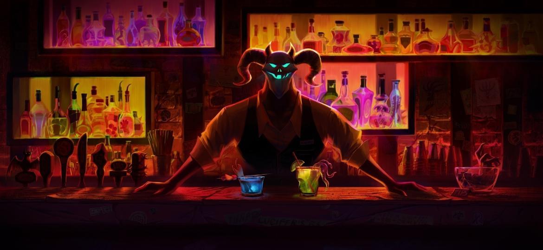 Prepare-se para tomar uns bons drinks na presença do ilustre capiroto - Divulgação