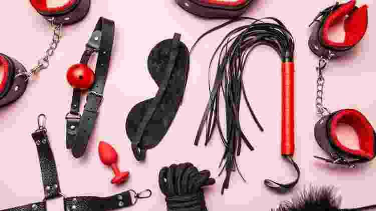 Brinquedos eróticos - ADragan/iStock - ADragan/iStock