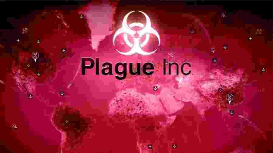 Página inicial do Plague Inc. - Reprodução