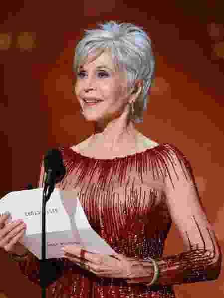 Jane Fonda no Oscar 2020 - Getty Images