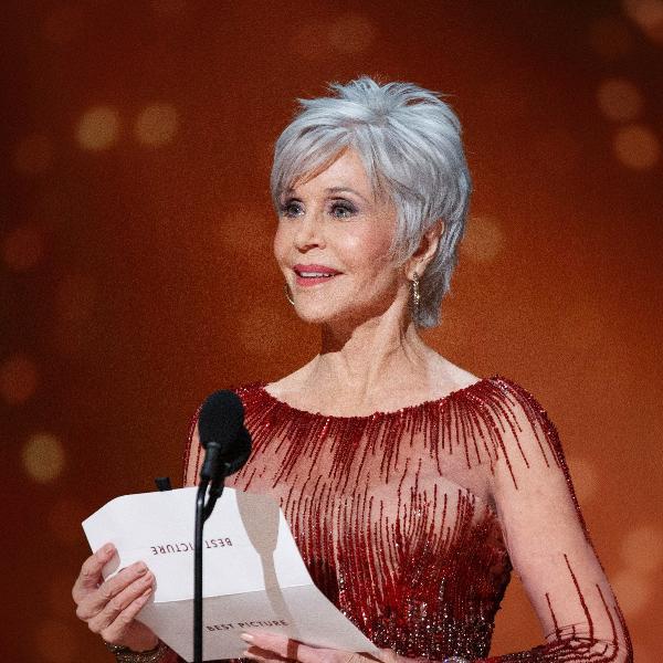 Jane Fonda será homenageada no Globo de Ouro