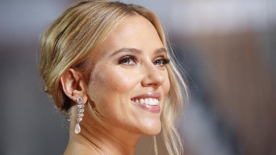 Scarlett Johansson - Mike Blake/Reuters