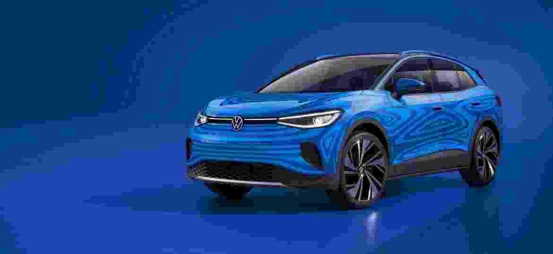 Volkswagen ID.4 será vendido em vários mercados pelo mundo - Divulgação