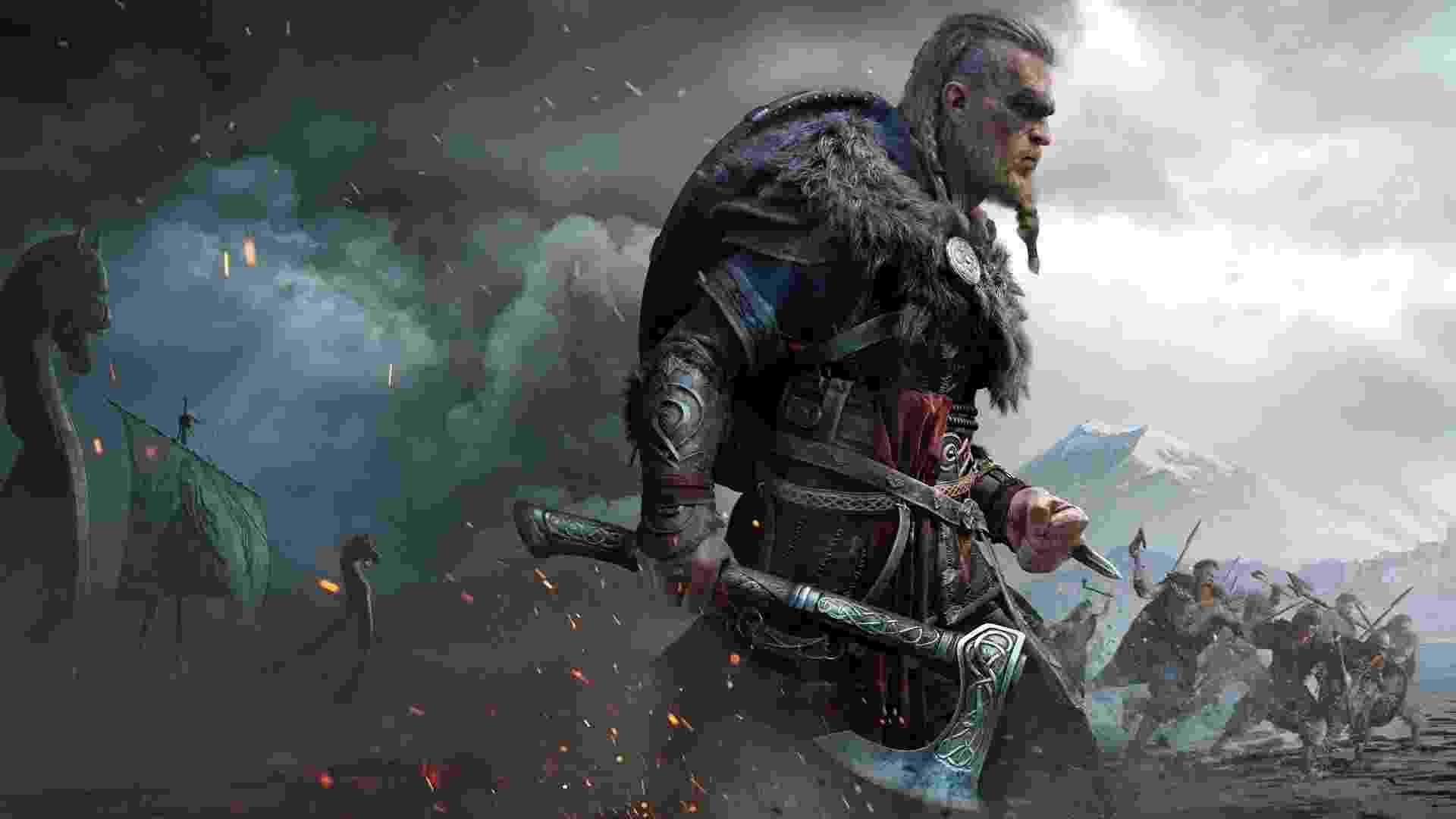 Assassin's Creed Valhalla - Reprodução