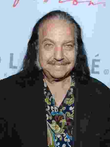 Ron Jeremy, de 67 anos - Getty Images