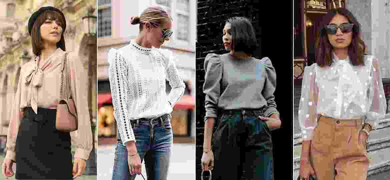 Sugestão de modelos de camisa que valorizam a parte superior do look para enfrentar a webcam no home office - Reprodução/Instagram