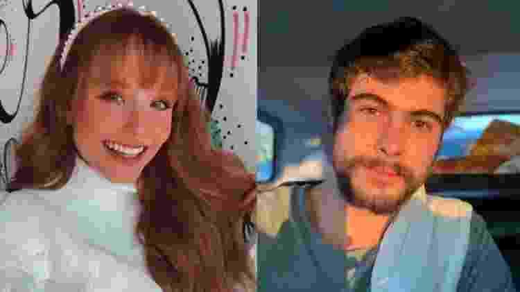Larissa Manoela e Rafael Vitti serão o casal principal de 'Além da Ilusão' - Reprodução/Montagem UOL - Reprodução/Montagem UOL