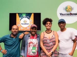 Cofundadores Vale do Dendê - Divulgação - Divulgação