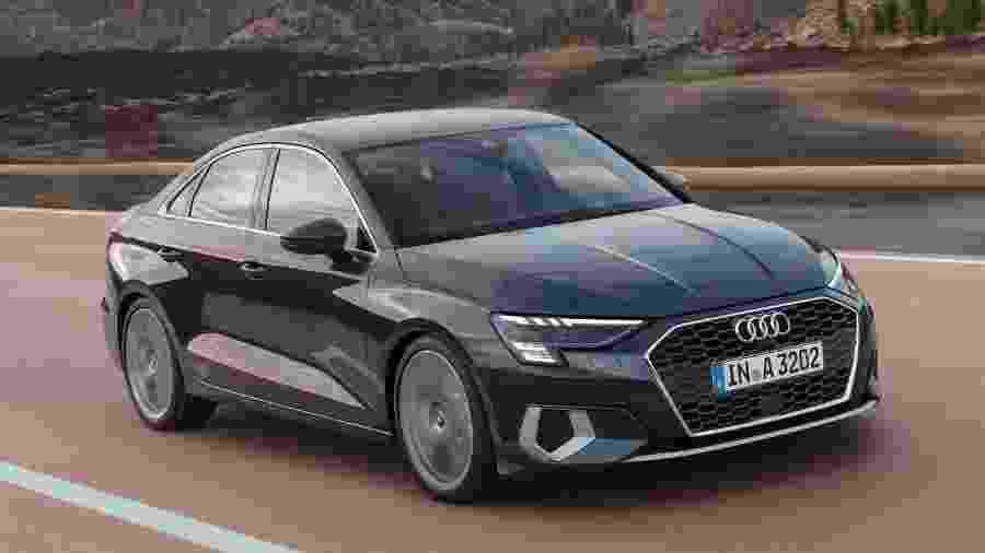 Audi A3 2021 - Divulgação