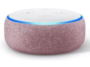 Echo Dote Amazon - Divulgação - Divulgação
