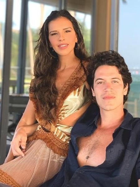 Mariana Rios e Lucas Kalil - Reprodução/Instagram