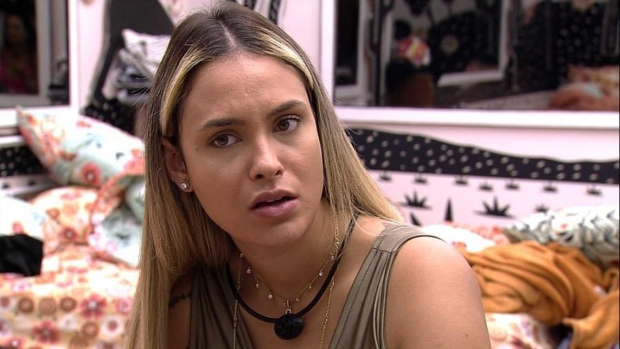 BBB 21: Sarah fala sobre formação do paredão com Juliette - Reprodução/Globoplay