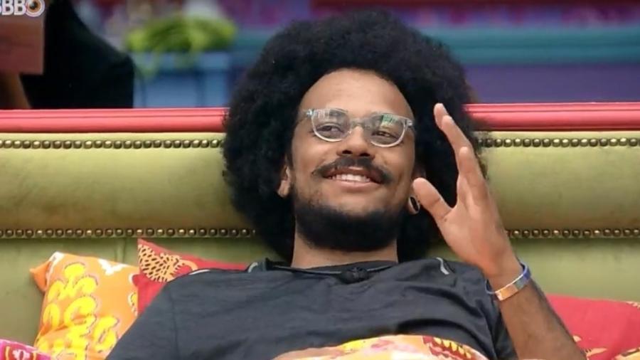 João Luiz participou da 21ª edição do Big Brother Brasil - Reprodução/Globoplay