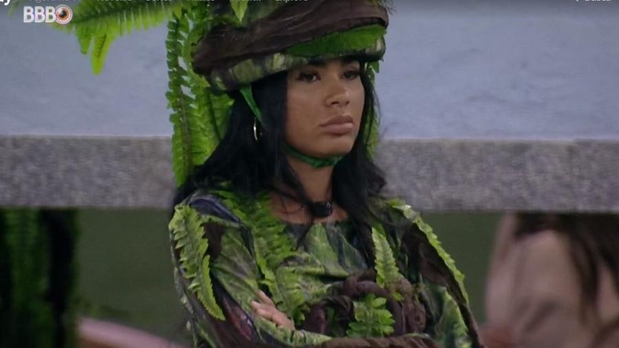 BBB 21: Pocah conta que não se sente mais bem-vinda dentro da casa - Reprodução/ Globoplay