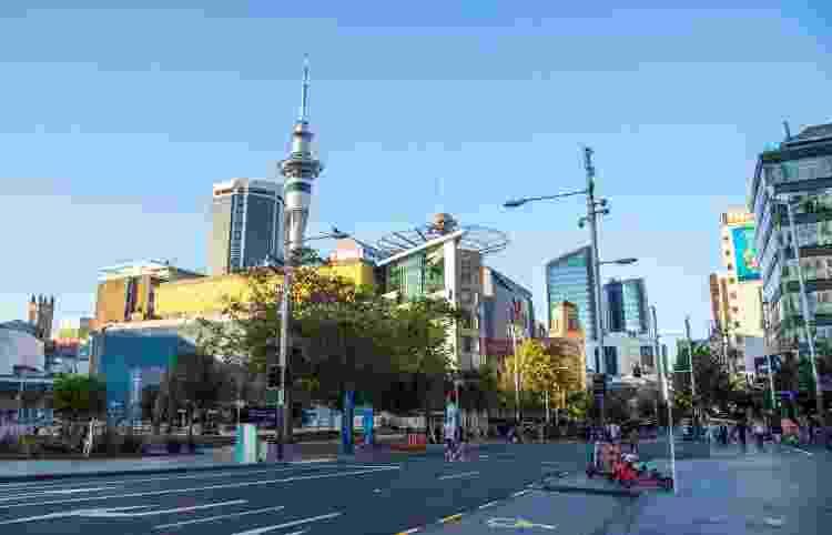 Auckland, na Nova Zelândia - iStockphotos - iStockphotos