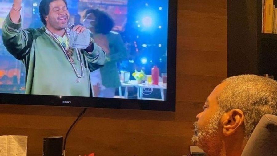 Família de Arlindo Cruz posta foto do cantor e emociona os fãs - Reprodução/Instagram