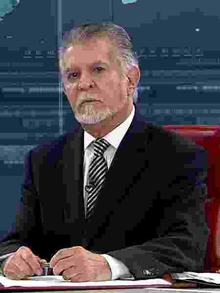 """Domingos Meirelles comanda o """"Repórter Record Investigação"""" - Divulgação"""