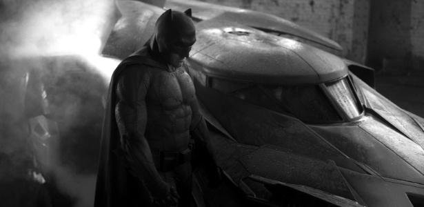 Novo Batman gosta de trocar socos e luta de forma mais parecida com o UFC - Divulgação